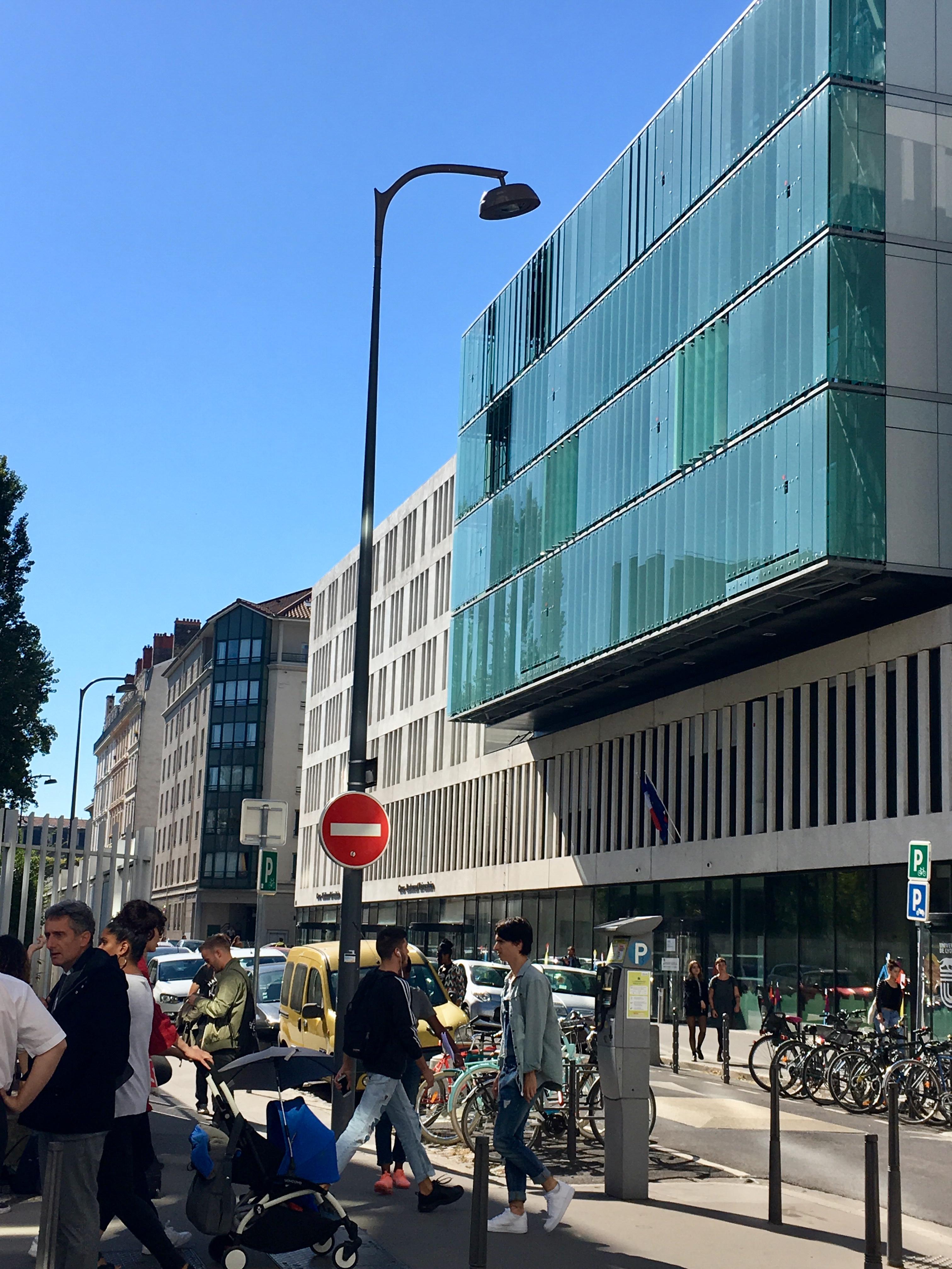 Siège de l'Université de Lyon